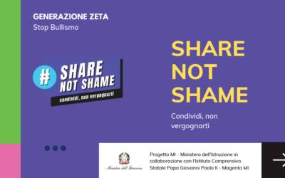 Share Not Shame presenta: Generazione Z